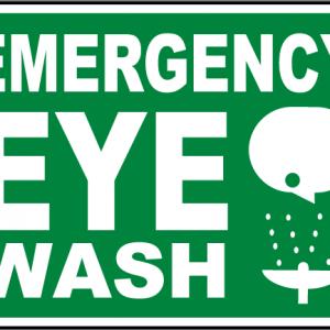 Emergency Eyewash & Shower
